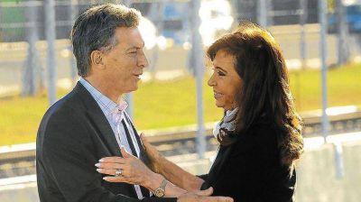 La carta que Mauricio Macri envió a Cristina Kirchner