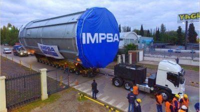 Por Vaca Muerta, YPF suma un horno gigante 100% argentino en Mendoza