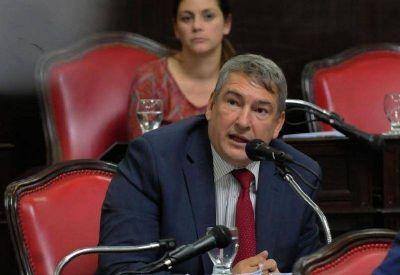 D'Onofrio advirtió que la convocatoria del Gobierno busca