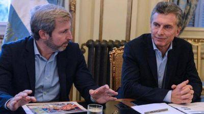 El Gobierno abre las rondas de diálogo con gobernadores y busca estirar el debate