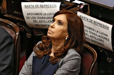 Cristina Kirchner medita sin apuro una respuesta para el Presidente