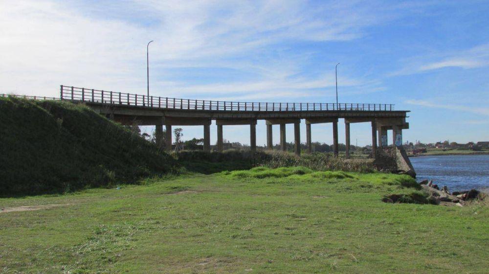 Reconstrucción del puente Ezcurra: Se abren los sobres para la licitación del proyecto técnico