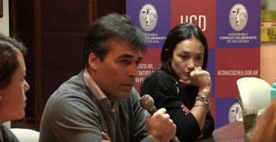 """López solicitó una audiencia con Vidal para """"demostrarle que es una mala decisión dejar a Necochea sin Casino"""""""