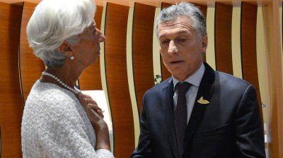 Una nueva misión del FMI llega hoy al país para revisar la marcha del plan de ajuste