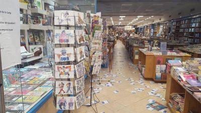 Se desploma librería Distal: ya cerró 6 sucursales y despidió más de 40 empleados