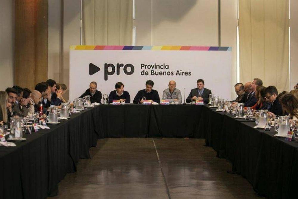 Respaldo propio: el Consejo provincial del Pro ratificó la permanencia dentro de Cambiemos