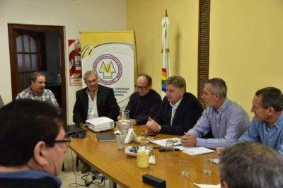 Ziliotto quiere generar energías renovables con las cooperativas