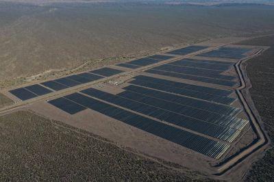 Tras una inversión de US$400 millones, se inauguraron 14 parques solares en tres años