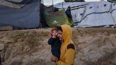 El Papa envía una misión entre los migrantes de Lesbos: Card. Krajewski visitará Moria