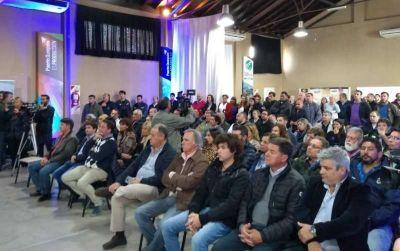 Se presentaron seis empresas para la reconstucción del puente Ezcurra