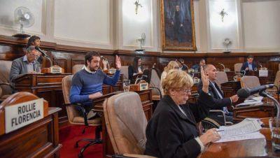 Parque Industrial II, seguridad y obras, los temas que se debatieron en otra intensa sesión del concejo