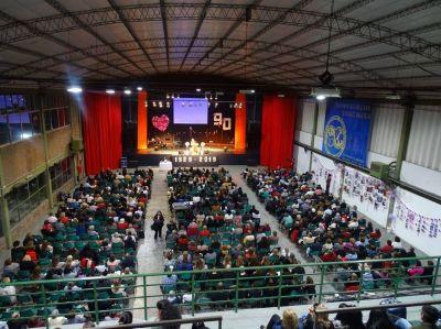 Congreso del 90ª aniversario de Mujeres Bautistas