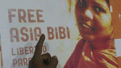 Asia Bibi llegó a Canadá