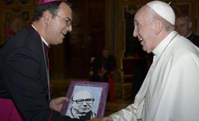 Mestre, tras reunirse con el Papa: