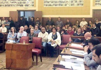 El Presupuesto de OSSE finalmente vio la luz!!!: Concejales aprobaron un 37% de aumento