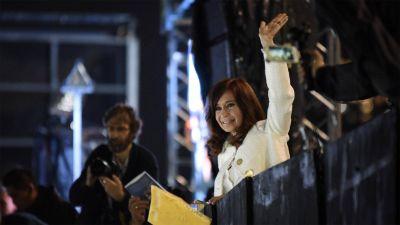 ¿Quiénes fueron los sindicalistas que asistieron a la presentación del libro de CFK?