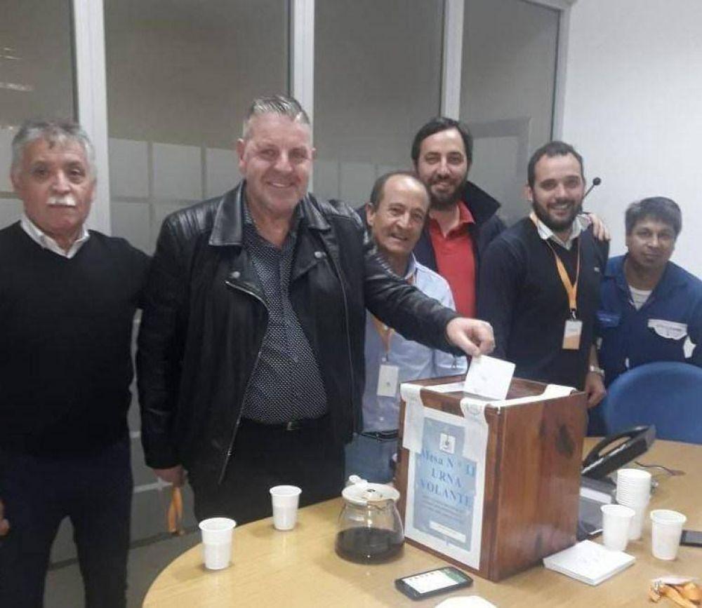 Se renovó la conducción del Sindicato de Petroleros de Avellaneda