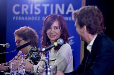 Cristina Kirchner propuso un