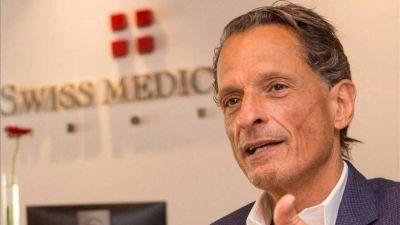 El dueño de Swiss Medical y América TV quiere que Vidal reemplace a Macri