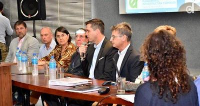 Saneamiento Ambiental de Concordia: se realizó la Audiencia Pública de presentación del proyecto