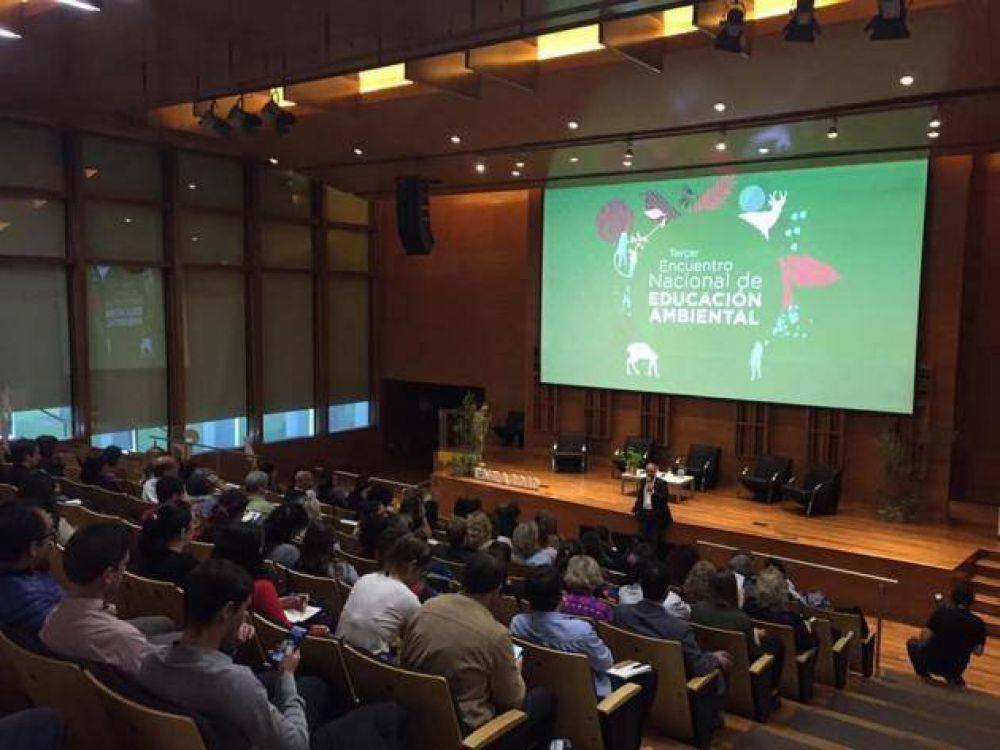 Chaco presente en el tercer Encuentro Nacional de Educación Ambiental