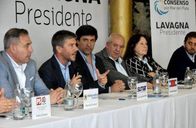Los que impulsan la candidatura de Roberto Lavagna pusieron primera