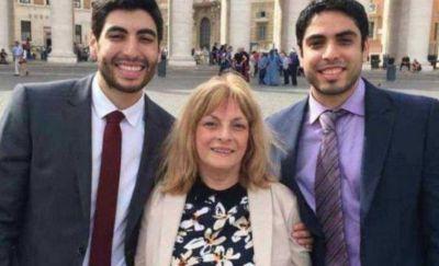 Profundo dolor por la muerte de Elvira Cortés, la madre de Facundo y Hugo Moyano