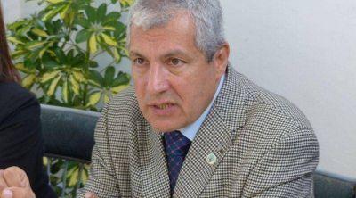 """""""Tati"""" Meckievi entre los referentes de Lavagna y Pichetto en Dolores"""