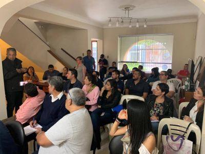 La ITF desarrolló su Encuentro de la Red Aviación Civil en Perú