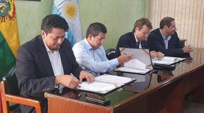 Bolivia y Argentina firman dos acuerdos estratégicos para proyectos de exploración, producción y venta de hidrocarburos