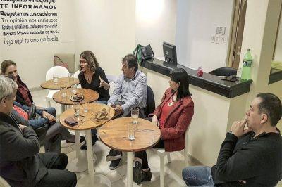 ATE se reunió con los médicos denunciados por la muerte de la beba de Lucía
