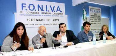 El Congreso de la FONIVA aprobó la Memoria y Balance 2018