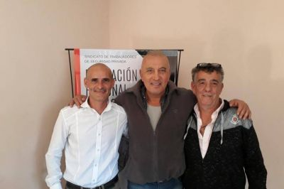 "Se calienta el clima electoral y el ""Profe"" Córdoba anotó candidato a concejal"