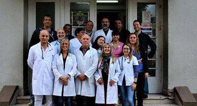 El Hospital San Martín realizó el primer doble trasplante renal en la historia de la salud pública argentina