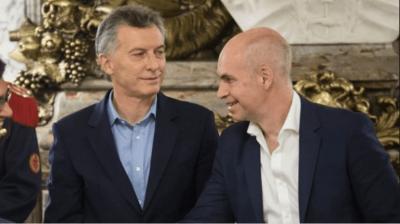 """Larreta rechaza conjeturas y afirma: """"Macri es el candidato de Cambiemos"""""""