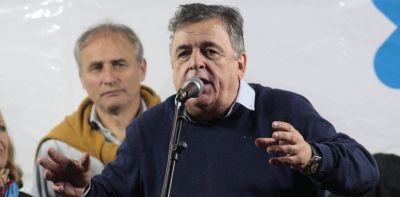 """Mario Negri: """"Juan Schiaretti arregló con el kirchnerismo y lo esconde"""""""