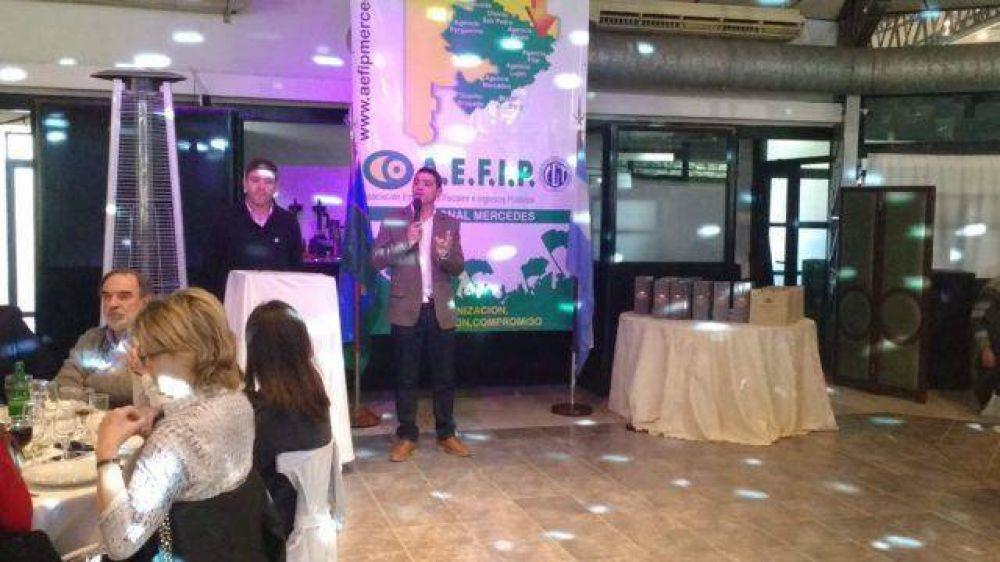 AEFIP prepara la celebración del día del Trabajador Impositivo