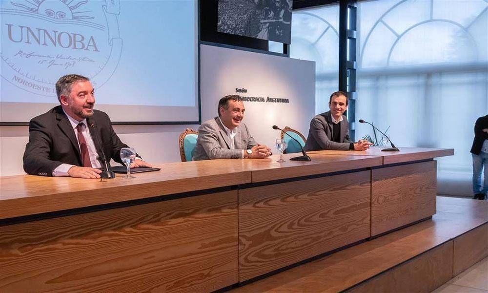 La UNNOBA presentó su nuevo Instituto de Oficios