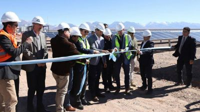 San Juan suma un parque solar