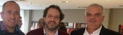 Alejandro Pascual fue elegido referente de Lavagna en Necochea