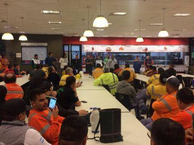 Trabajadores portuarios: La fuerza de la unidad venció a la mezquindad empresarial