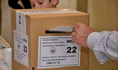 Vota Córdoba: todo lo que se juega en el segundo distrito electoral del país