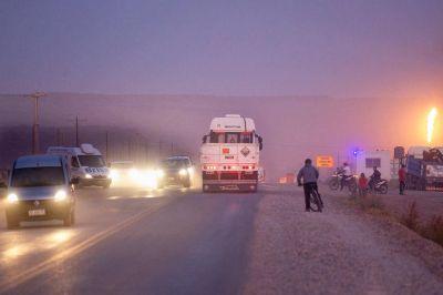 Vaca Muerta: Añelo, el pueblo que crece al ritmo de la actividad petrolera