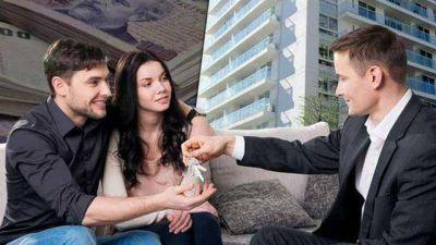 El Gobierno prepara una nueva línea de créditos hipotecarios sub 35