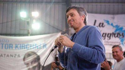 Máximo Kirchner: