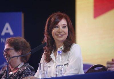La Cristina de La Rural sale a moldear una nueva mayoría para el tiempo del sacrificio