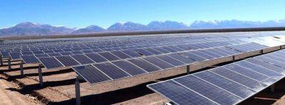 San Juan Argentina 6 proyectos solares y una hidroeléctrica