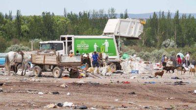 El reciclado de basura no avanza por la falta de clasificación de los vecinos cipoleños