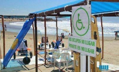 Buscan que 12 playas más de Mar del Plata sean accesibles