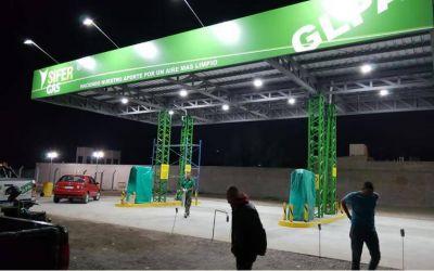 Competencia con el GNC: En las próximas semanas comenzará a operar la primera Estación de Servicio de GLP en San Juan